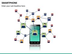 Smartphone PPT slide 13