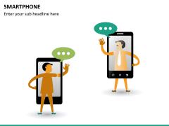 Smartphone PPT slide 14