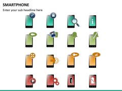Smartphone PPT slide 15