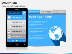 Smartphone PPT slide 2