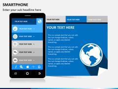 Smartphone PPT slide 3