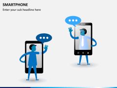 Smartphone PPT slide 6
