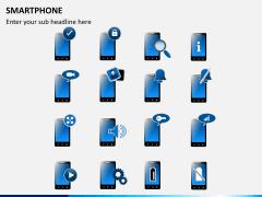 Smartphone PPT slide 7
