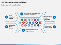 Social media marketing PPT slide 13