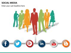 Social media PPT slide 29