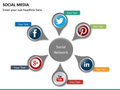 Social media PPT slide 30