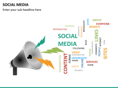 Social media PPT slide 31