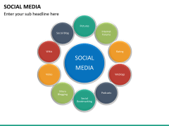 Social media PPT slide 33