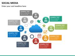 Social media PPT slide 34