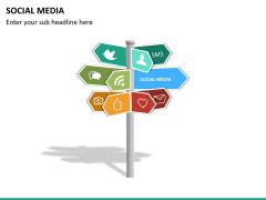 Social media PPT slide 35