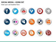 Social media PPT slide 38
