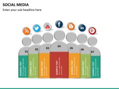 Social media PPT slide 26