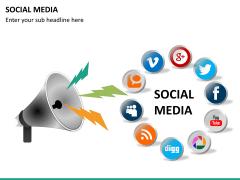 Social media PPT slide 27