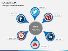 Social media PPT slide 11