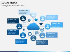 Social media PPT slide 15