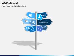 Social media PPT slide 16