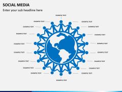Social media PPT slide 17