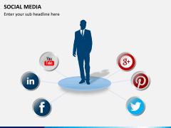 Social media PPT slide 18