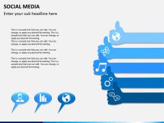 Social media PPT slide 6