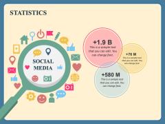 Social media PPT slide 7