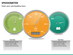 Speedometer PPT slide 14