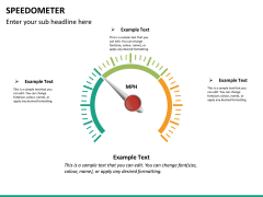 Speedometer PPT slide 23
