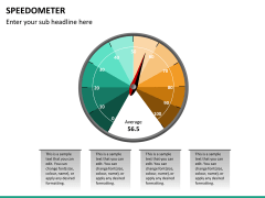 Speedometer PPT slide 19