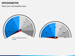 Speedometer PPT slide 13