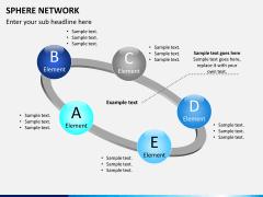 Sphere network PPT slide 1