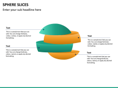 Sphere slices PPT slide 11
