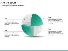Sphere slices PPT slide 15