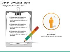 SPIN interview PPT slide 12