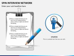SPIN interview PPT slide 2