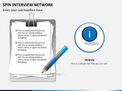 SPIN interview PPT slide 3