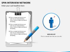 SPIN interview PPT slide 5