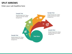 Arrows bundle PPT slide 94