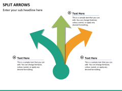 Arrows bundle PPT slide 95