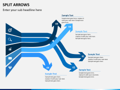 Arrows bundle PPT slide 26