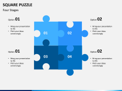 Square puzzle PPT slide 5