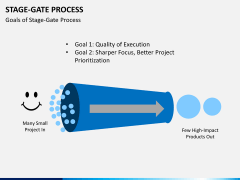 Stage-gate process PPT slide 10