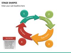 Stage shapes PPT slide 25