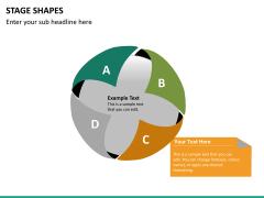 Stage shapes PPT slide 19