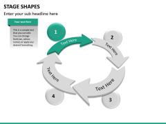 Stage shapes PPT slide 22