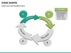 Stage shapes PPT slide 23