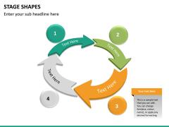 Stage shapes PPT slide 24