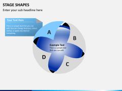Stage shapes PPT slide 2