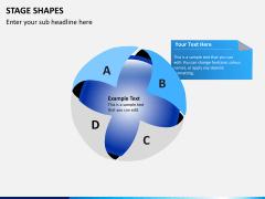 Stage shapes PPT slide 3