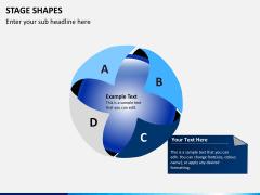 Stage shapes PPT slide 4