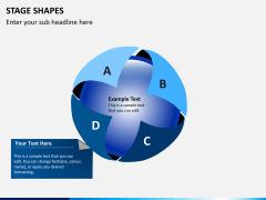 Stage shapes PPT slide 5