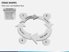 Stage shapes PPT slide 7